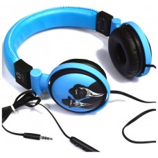 9ac74a04e32 Auriculares Cascos Jack 3,5 Mm Licencia YZSY PETS ROCK Brothers