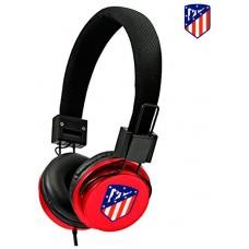 ee6a83a6e45 Auriculares Cascos Jack 3,5 mm Licencia Fútbol Atlético ...