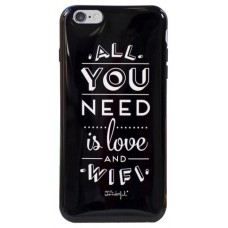 07417bec7f3 Carcasa iPhone 6 Plus / 6s Plus Licencia Mr Wonderful Wifi